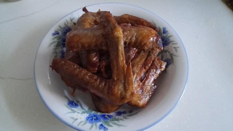 椒盐鸭翅怎么吃
