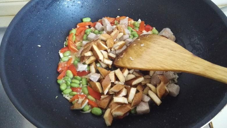 肉丁小炒怎么煮