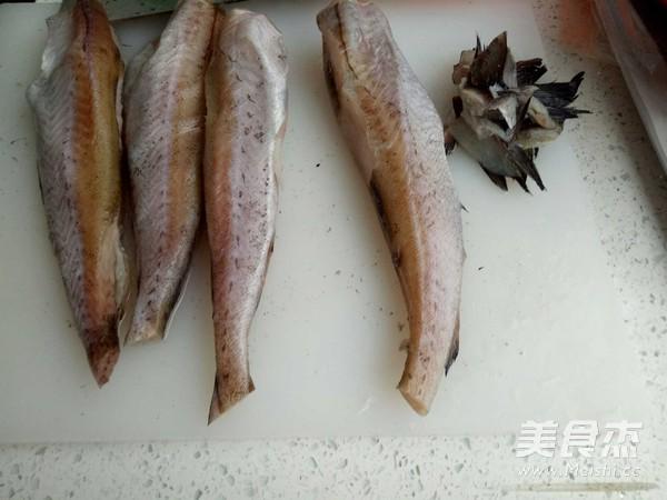 红烧明太鱼的做法图解