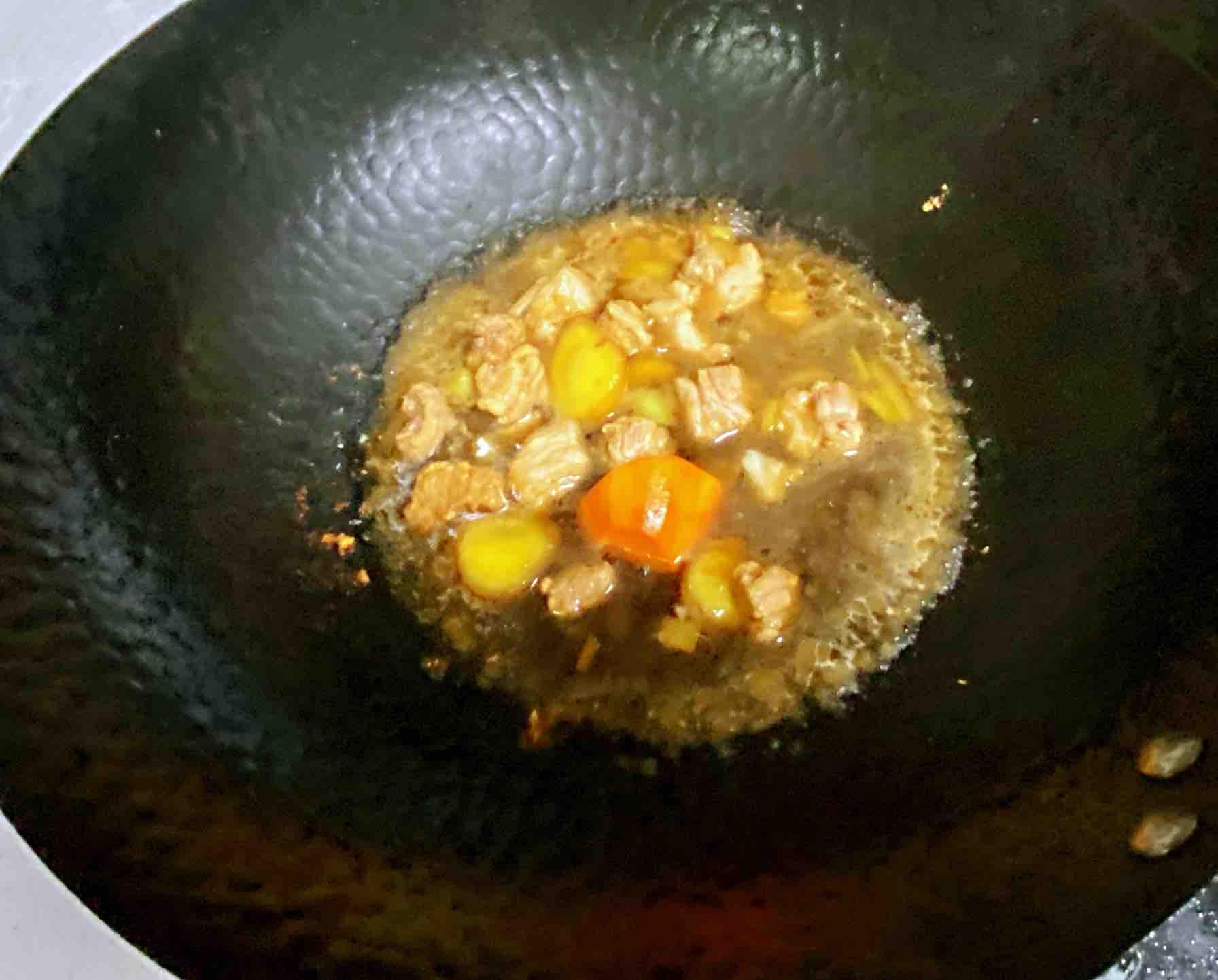 【孕妇食谱】红薯疙瘩汤,营养美味易消化,连吃三天不会腻!的步骤