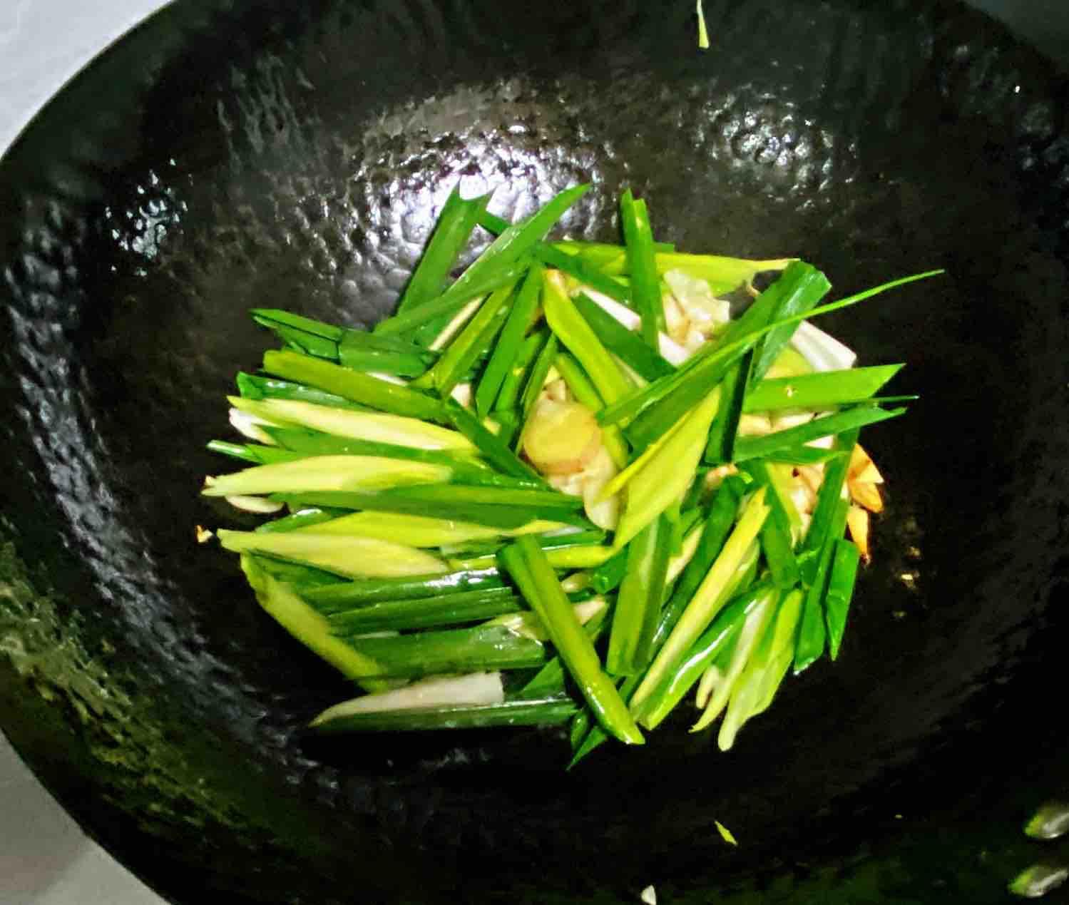 【孕妇食谱】鲍汁豆腐烧青蒜,鲜味浓郁,超级下饭~怎么炒