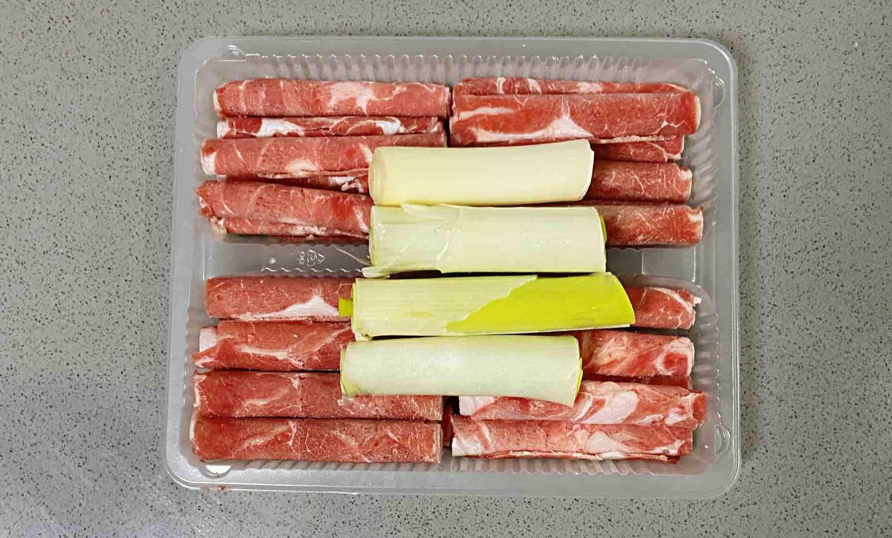 【孕妇食谱】葱爆羊肉,香而不膻,超级下饭~的做法大全