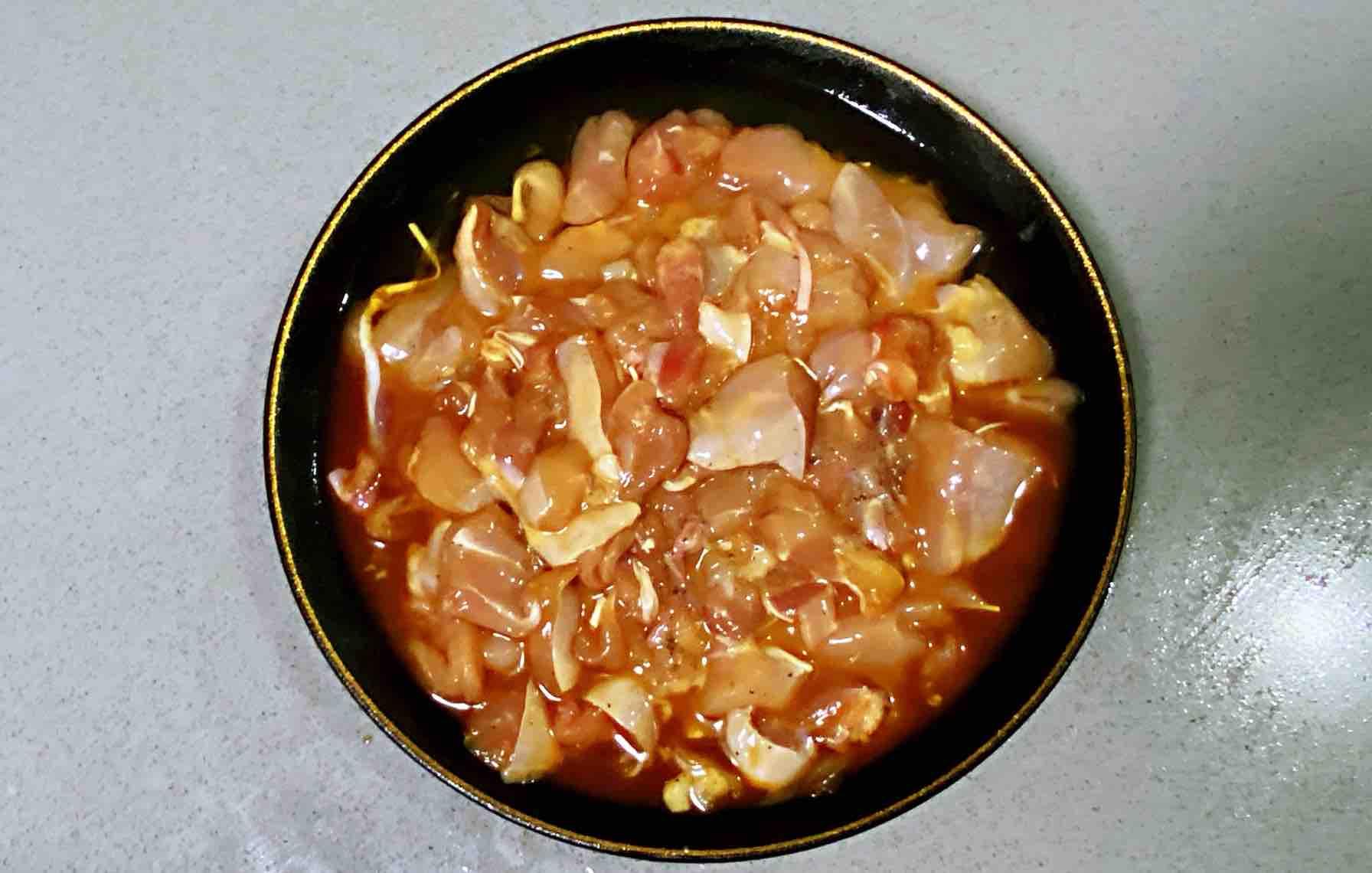 【孕妇食谱】宫保鸡丁,酸甜可口,嫩滑入味,营养又下饭~的步骤