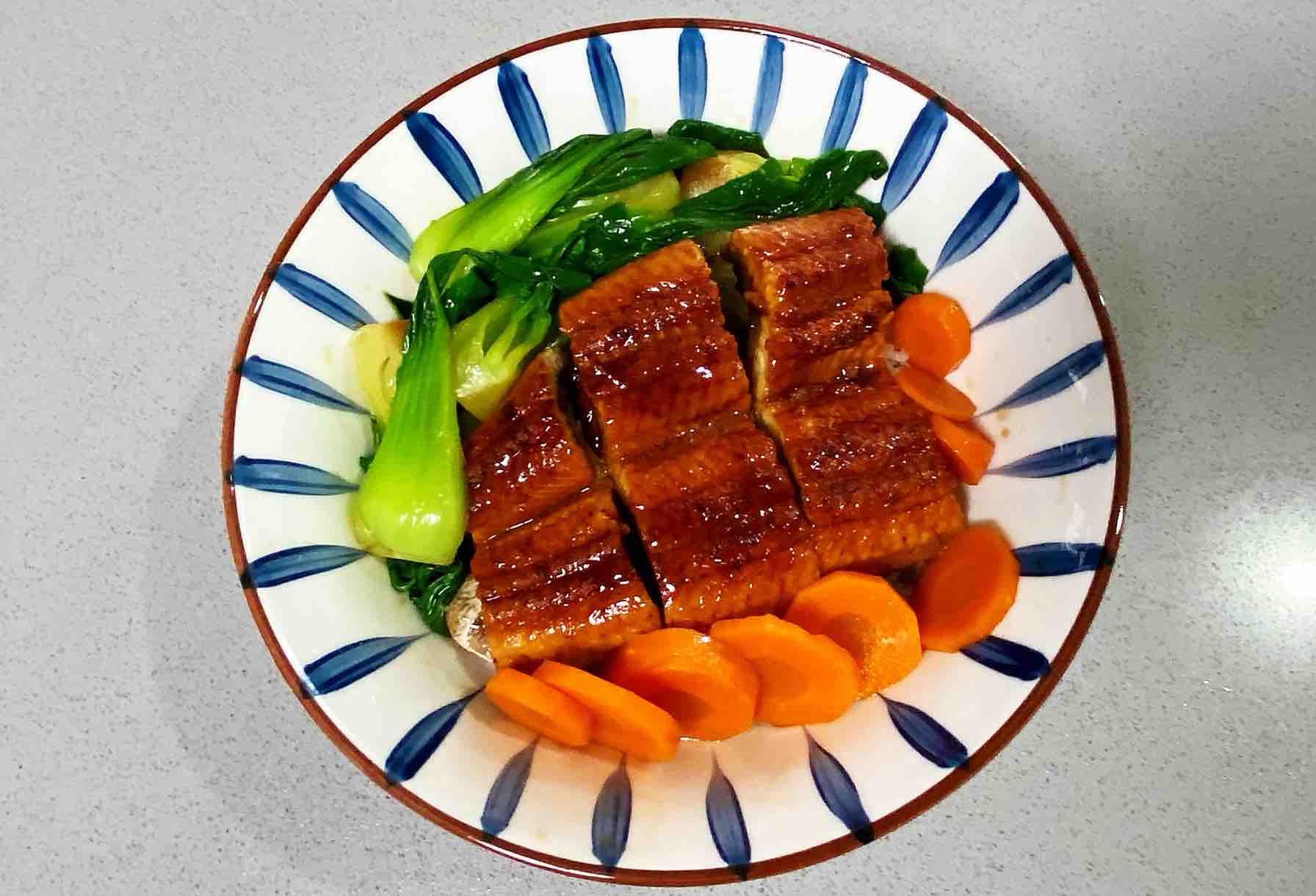 【孕妇食谱】日式蒲烧鳗鱼饭,酱汁浓郁、肉质香嫩,回味无穷~怎么煮