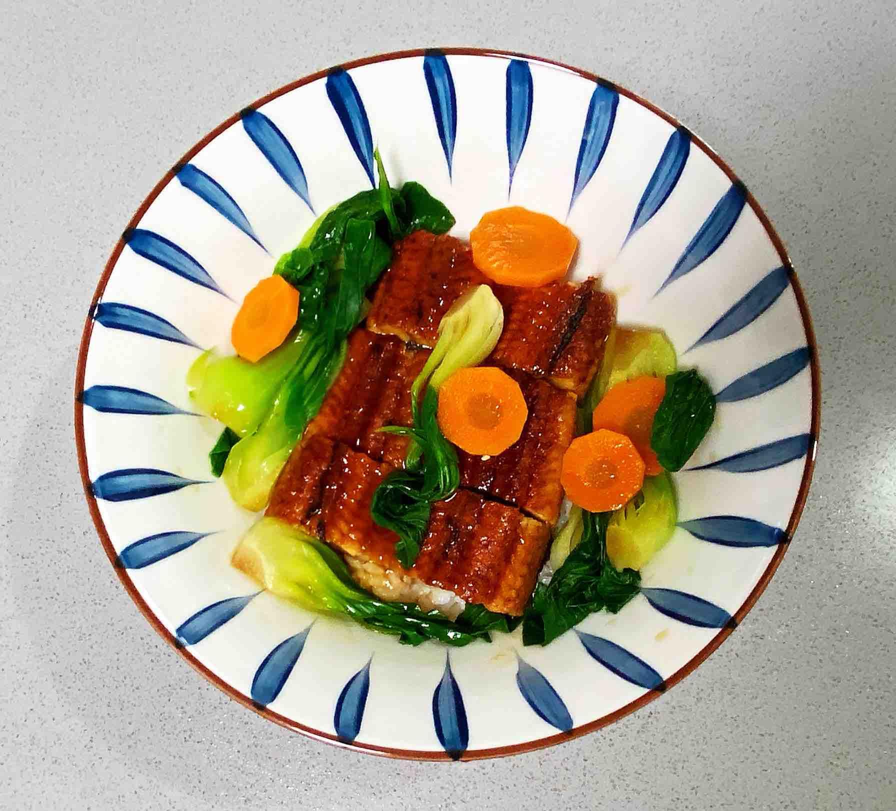 【孕妇食谱】日式蒲烧鳗鱼饭,酱汁浓郁、肉质香嫩,回味无穷~怎么炖
