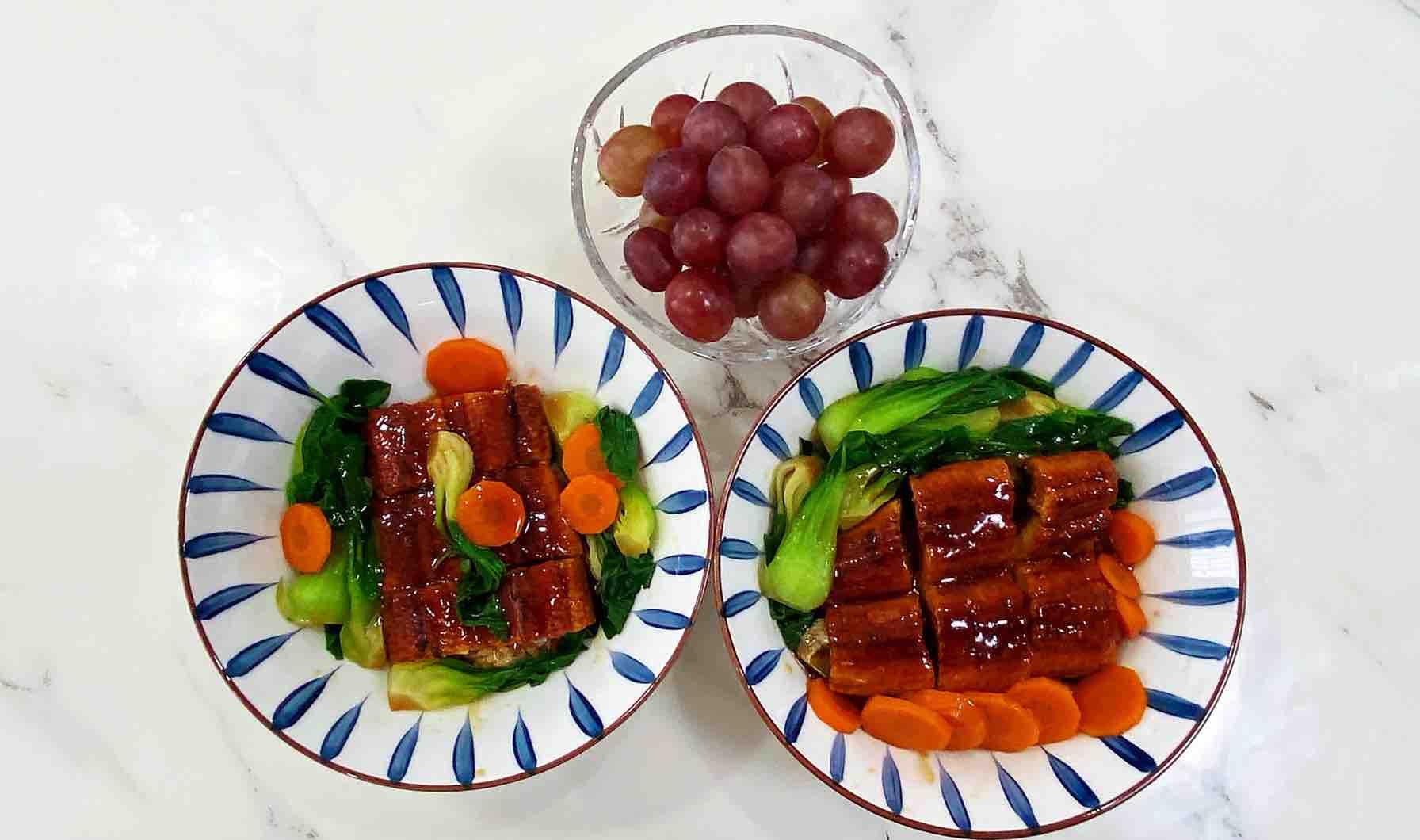 【孕妇食谱】日式蒲烧鳗鱼饭,酱汁浓郁、肉质香嫩,回味无穷~怎么煸