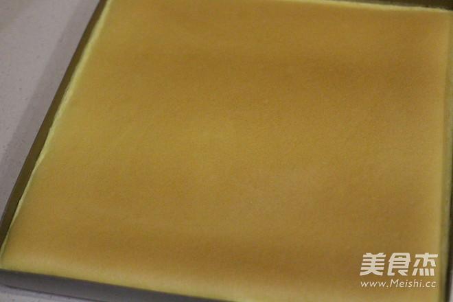 肉松海苔蛋糕卷怎样做