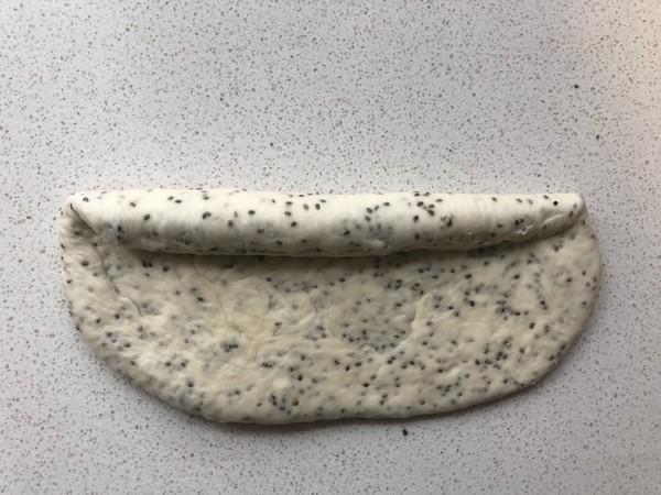 不用出膜却敲好吃的奇亚籽贝果面包怎样做