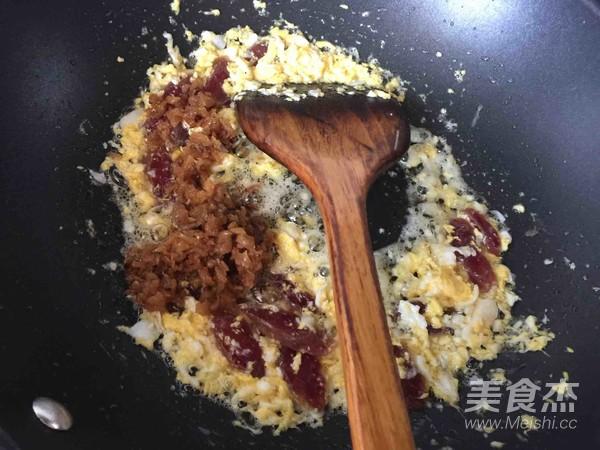 紫菜炒饭怎么做