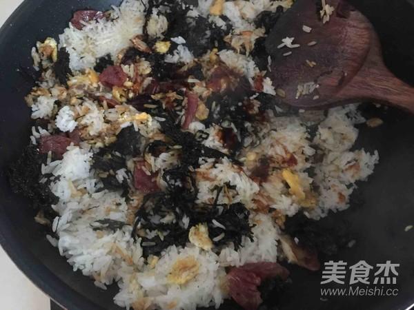 紫菜炒饭怎么炖