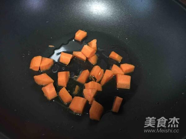 咖喱鱼蛋饭的做法图解
