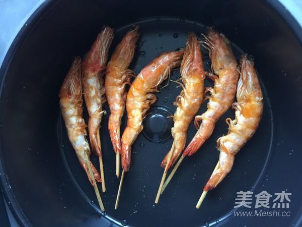 油焖竹签大虾怎样做