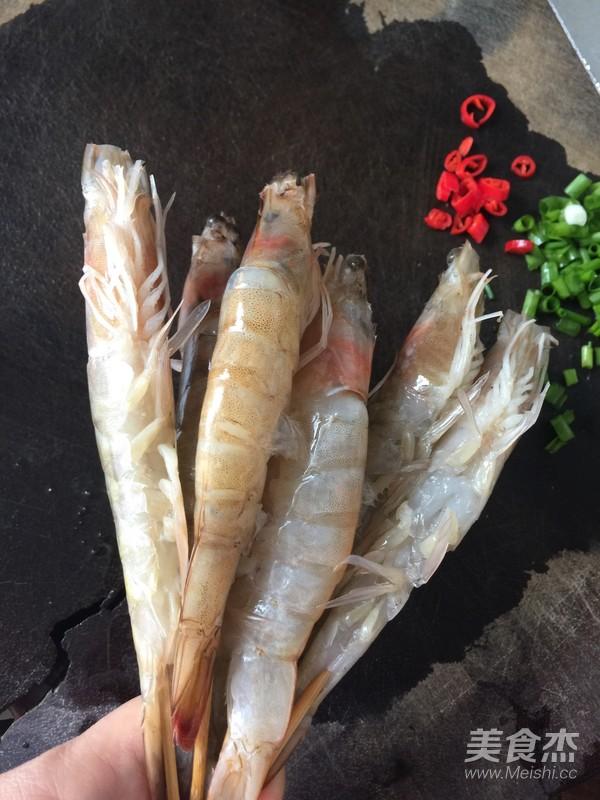 油焖竹签大虾怎么煮