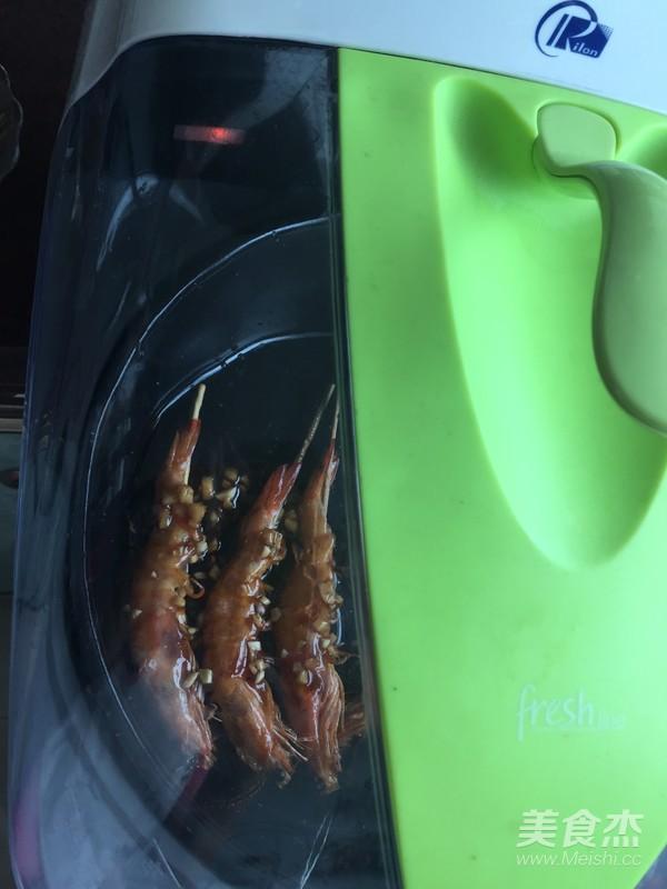 油焖竹签大虾怎样炖