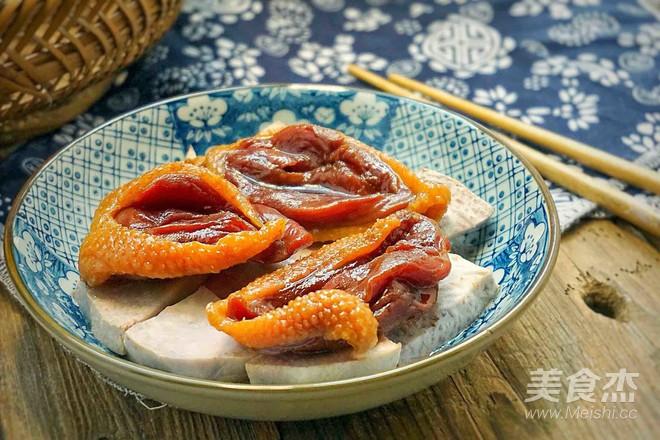 香芋蒸广式腊鸭怎么煮