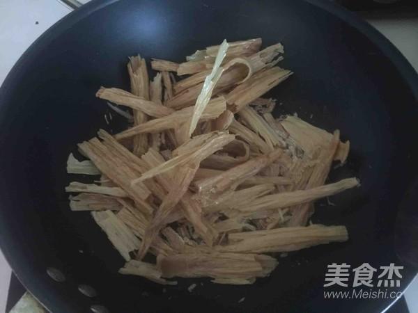 腐竹豆腐煲的做法图解