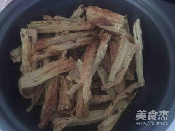 腐竹豆腐煲的家常做法