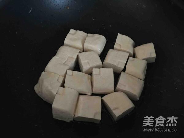 腐竹豆腐煲的简单做法