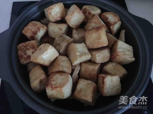 腐竹豆腐煲怎么做