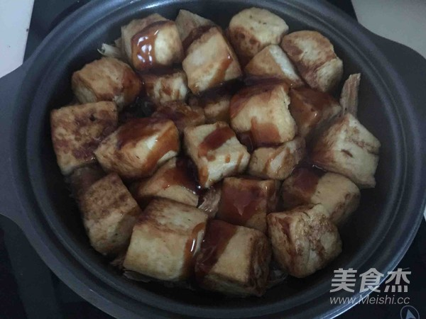 腐竹豆腐煲怎么炒