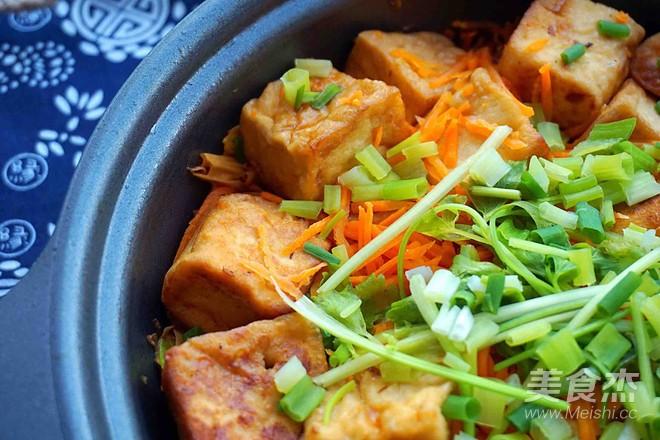 腐竹豆腐煲怎样煮