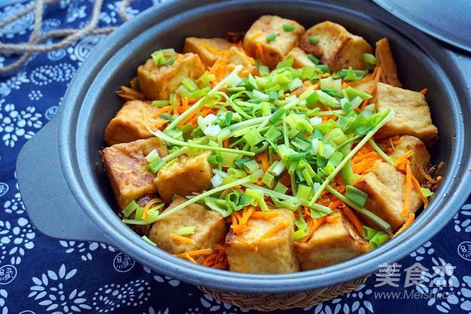 腐竹豆腐煲怎样炖