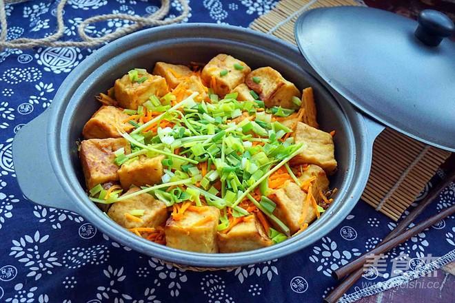 腐竹豆腐煲的制作大全