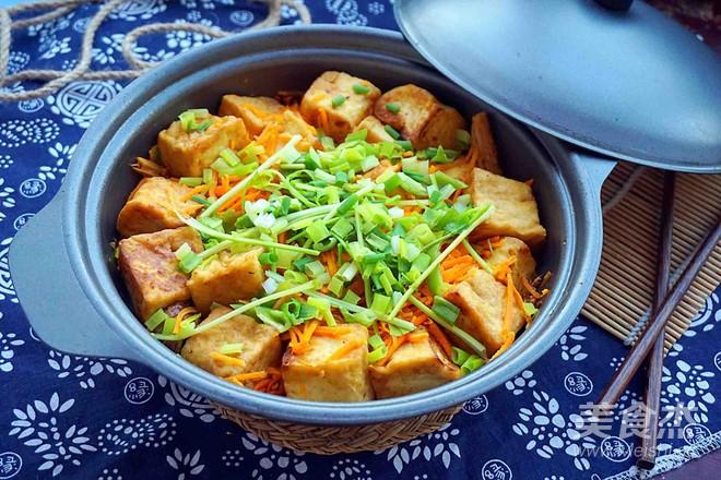 腐竹豆腐煲的做法大全