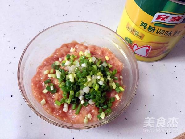 肉末酿豆角卷怎么吃