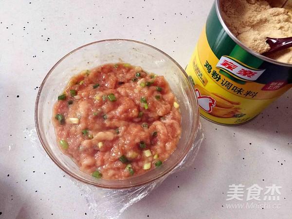 肉末酿豆角卷怎么做