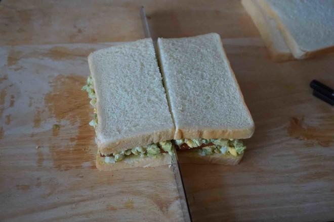牛油果三明治怎样做