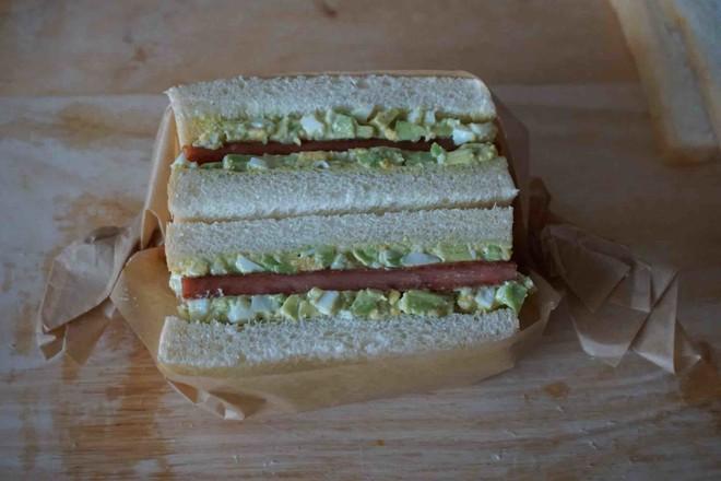 牛油果三明治怎样炒