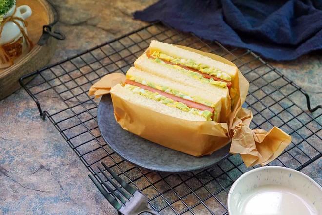 牛油果三明治怎样煮