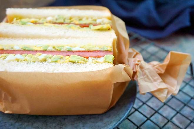 牛油果三明治怎样炖
