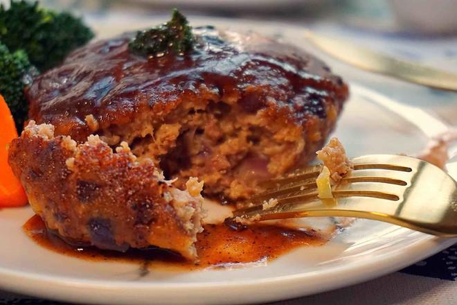 日式汉堡香酥肉饼的做法大全