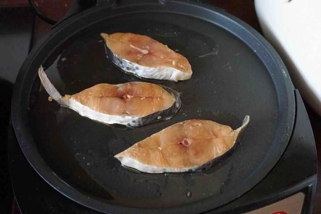 香煎孜然马鲛鱼怎么做