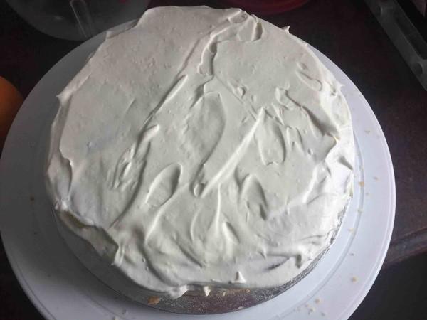 巧克力核桃水果蛋糕的制作方法