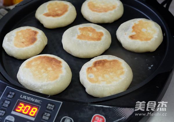 豆沙烫面馅饼怎样煮