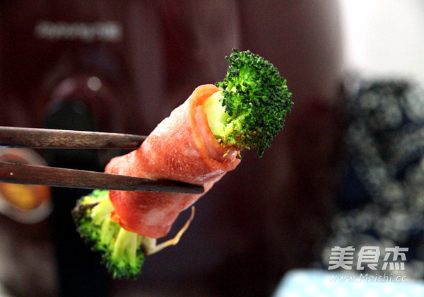 培根蔬菜卷怎么煸