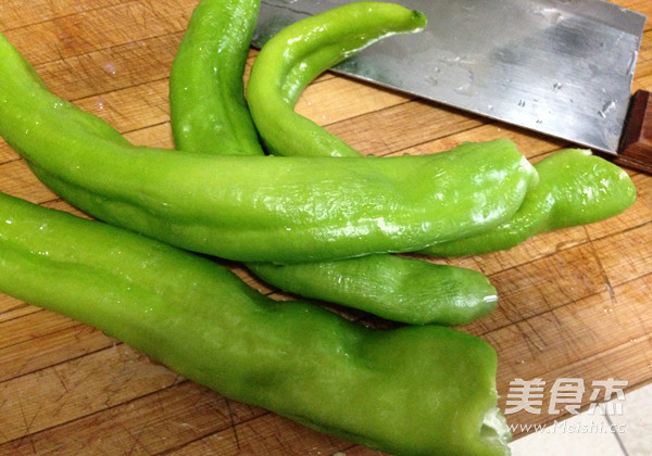 辣椒炒肉丝的做法大全