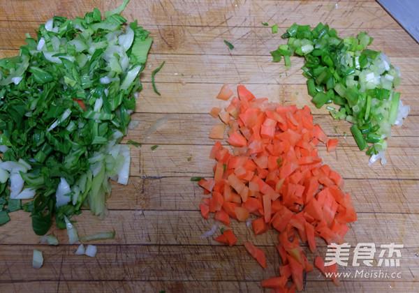 咖喱炒饭的做法图解