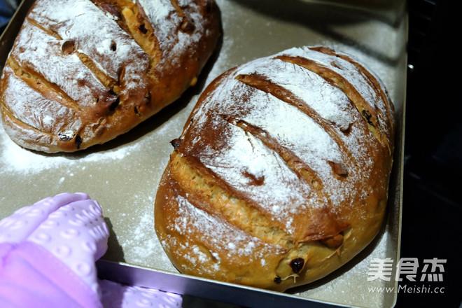 红糖坚果软欧面包怎样煸