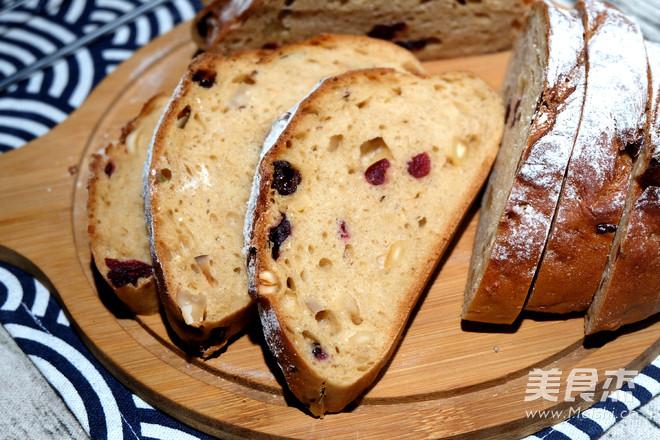 红糖坚果软欧面包怎样做