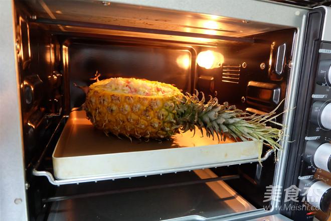 菠萝饭怎样煮