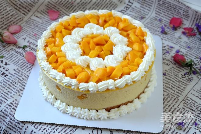 芒果慕斯蛋糕的做法大全