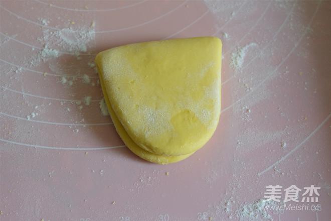 南瓜扇贝夹饼怎么做