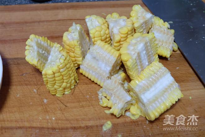 玉米酱豆角的做法图解