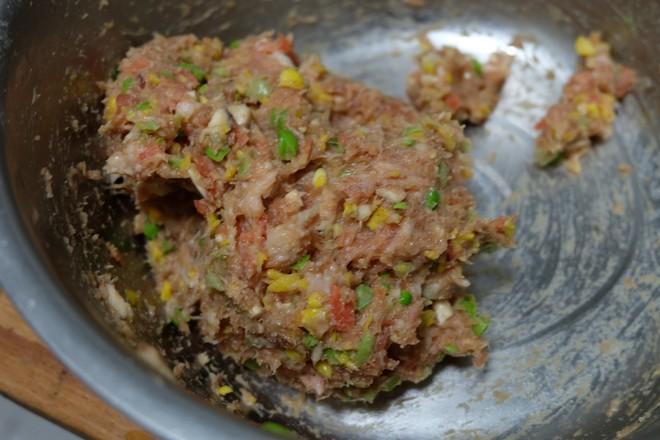 香菇酿肉丸怎么吃
