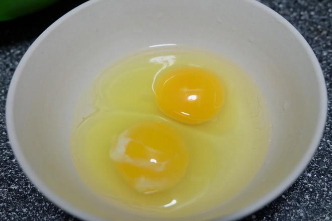 韭黄炒鸡蛋的家常做法