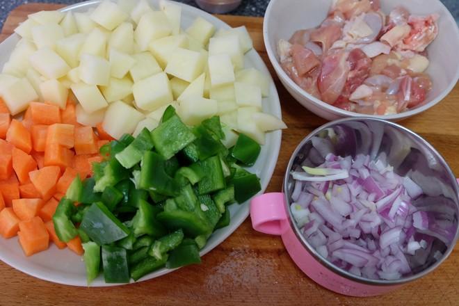 土豆烧鸡腿肉怎么吃